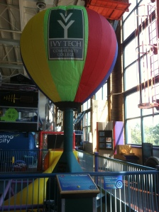 Science Central Balloon